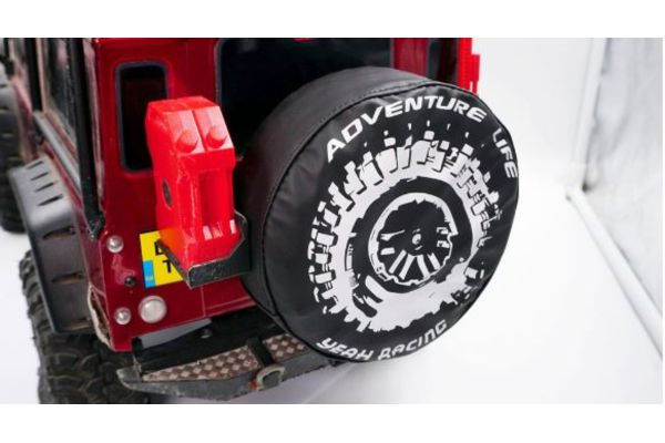 Tire Cover Adventure Life For TRAXXAS TRX4