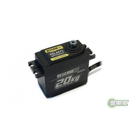 Yellowrc 20KG Digital Waterproof Servo TRX2075 Replacement