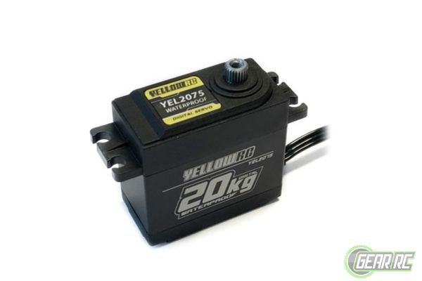 Yellowrc 20KG Digital Waterproof Servo TRX2075 Replacement