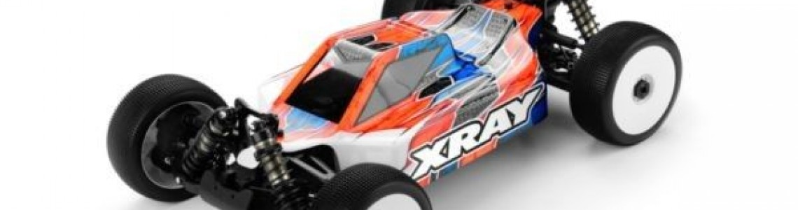 Xray XB8E 2019