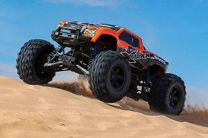 New X-Maxx Orange-X Edition
